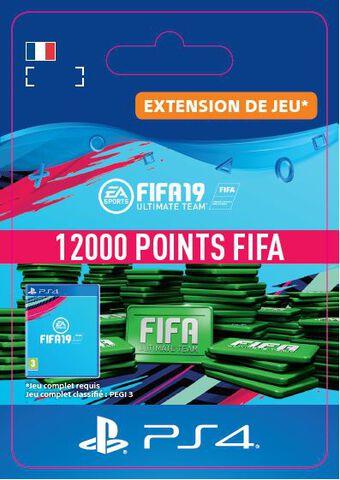 FIFA 19 - DLC - FIFA Ultimate Team - 12000 Pts - Version digitale