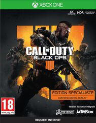 Call Of Duty Black Ops Iiii Specialist Edition