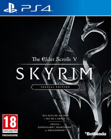 Skyrim The Elder Scrolls V Special Edition
