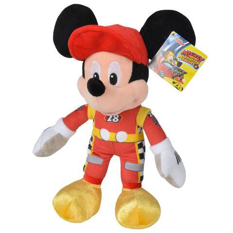 Peluche - Mickey - Mickey Top Départ 25 cm