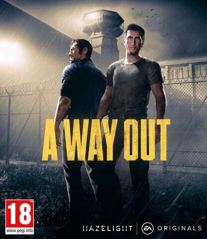 A Way Out - Jeu complet - Version digitale