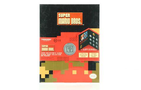 Album pour pièces de collection - Super Mario Bros.