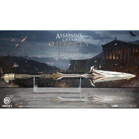 Réplique - Assassin's Creed Odyssey - Lance brisée de Léonidas