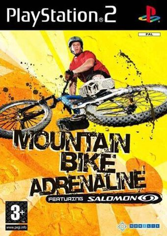 Mountain Bike Adrenaline, Featuring Salomon