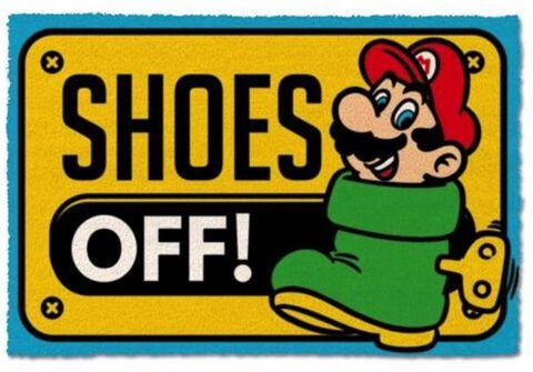 Paillasson - Mario - Shoes Off