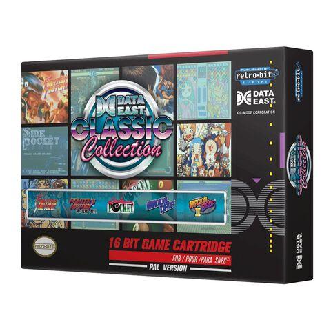 Data East Classic Collection Super NES Rétro-bit