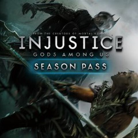 Dlc Injustice Season Pass