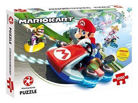 Puzzle - Mario Kart - 1000 pièces