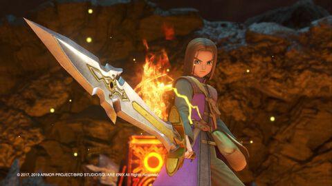 Dragon Quest XI Les Combattants De La Destinée Edition Ultime