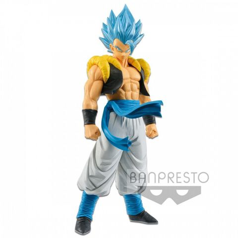Figurine Grandista - Dragon Ball Super Broly - Resolution of Soldiers Gogeta