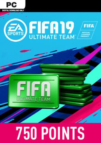 FIFA 19 - DLC - FIFA Ultimate Team - 750 Pts - Version digitale