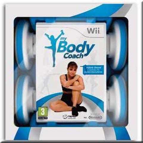 My Body Coach + 2 Haltères