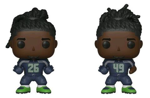 Figurine Funko Pop! - NFL - Twin Pack Griffin Brothers