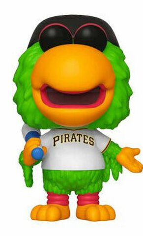 Figurine Funko Pop! N°17 - Mlb - Pirate Parrot (pittsburgh)