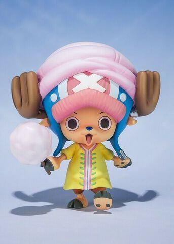 Statuette Figuarts Zero - One Piece - Chopper Whole Cake Island