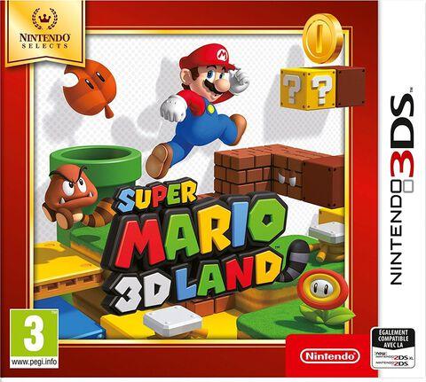 Super Mario 3d Land Select