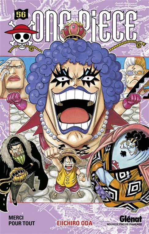 Manga - One Piece - Edition Originale - Tome 56