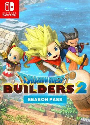 Dragon Quest Builders 2 - Dlc - Season Pass