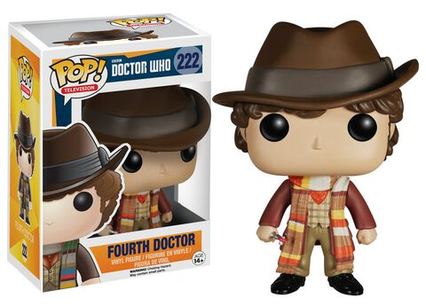Figurine Toy Pop 222 - Doctor Who - 4th Doctor