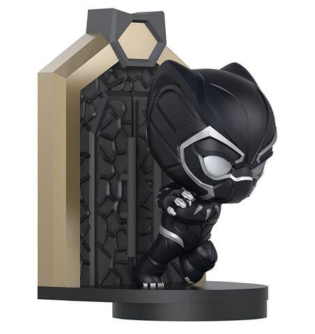 Figurine Podz - Infinity War - Marvel - Black Panther Diorama