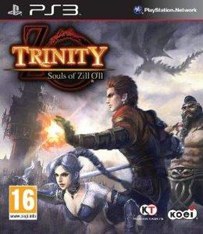 Trinity: Souls Of Zill O'll