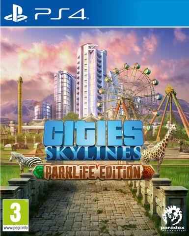 Cities Skylines Park Life Edition