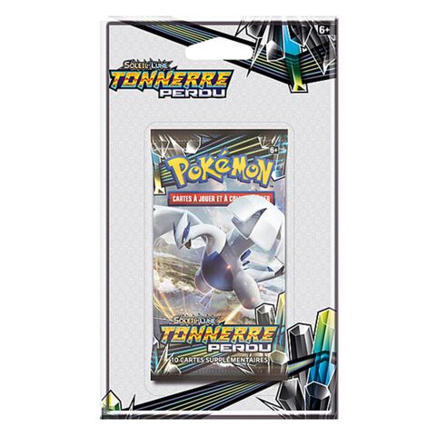 Booster - Pokémon - Soleil & Lune - Tonnerre Perdu