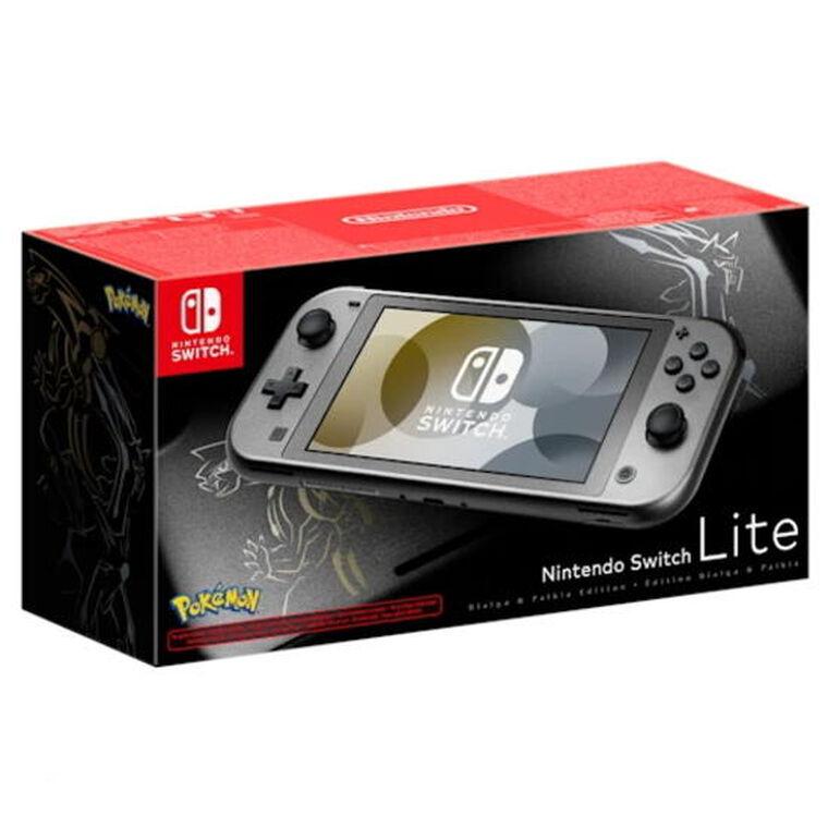 Nintendo Switch Lite Edition Limitée Pokemon Dialga & Palkia