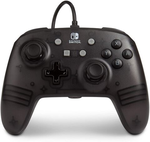 Manette Filaire Switch Black Frost