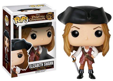 Figurine Funko Pop! N°175 - Pirates Des Caraibes - Elizabeth Swan