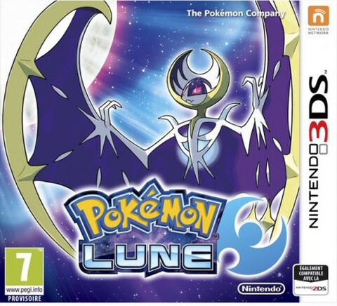 Pokemon Lune Fan Edition