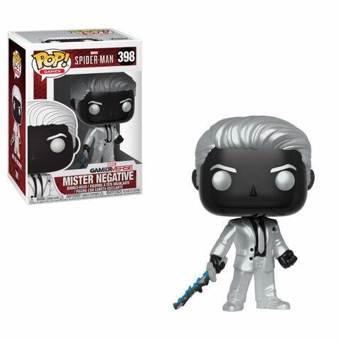 Figurine Funko Pop! N°398 - Spider-man - S1 Mr Negative
