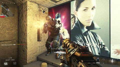 DLC - Call of Duty : Advanced Warfare Havoc - PS3-PS4