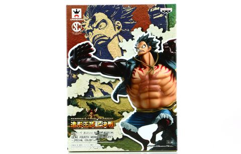 Statuette - One Piece - Luffy Gear 4 Bound Man 16 cm
