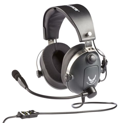 Casque Gaming - Thrustmaster - T.Flight U.S. Air Force Edition