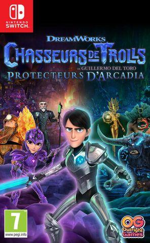 Chasseurs De Trolls Protecteurs D'arcadia