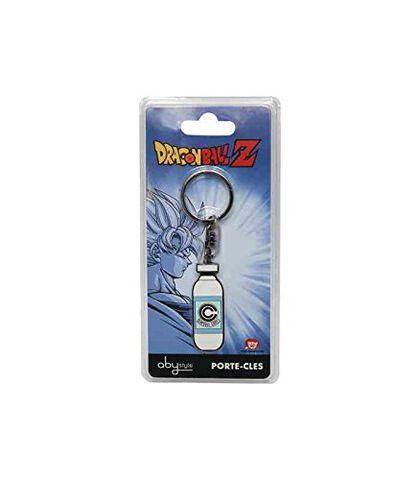 Porte-clés - Dragon Ball - Capsule Corp