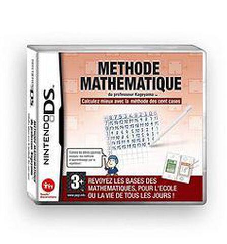Methode Mathematique Du Pr Kageyama