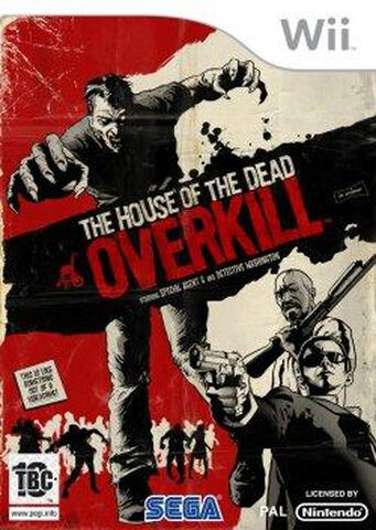 The House Of The Dead, Overkill