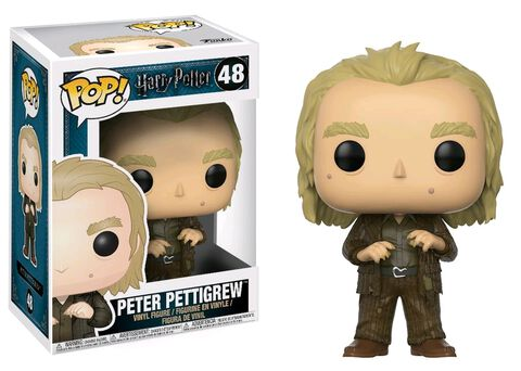 Figurine Funko Pop! N°48 - Harry Potter - Peter Pettigrew