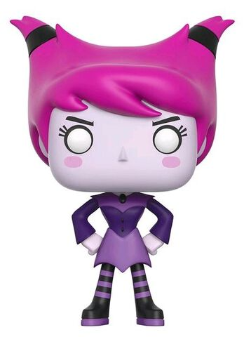 Figurine Funko Pop! N°430 - Teen Titans Go! - Jinx Limited Edition
