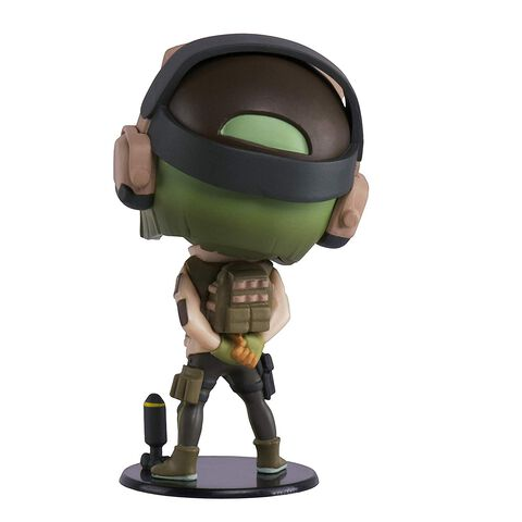 Figurine Chibi Six Collection - Rainbow 6 - Ela