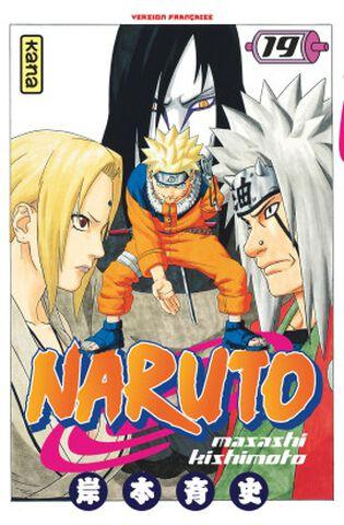 Manga - Naruto - Tome 19