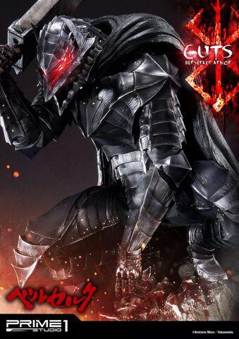 Statuette Prime 1 Studio - Berserk - Guts Armure Berserker 95 cm