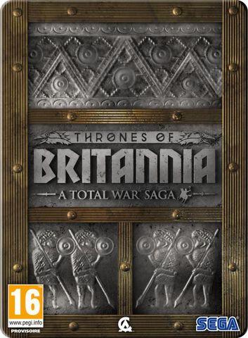 A Total War Saga Thrones Of Britannia Limited Edition