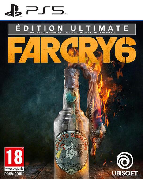 Far Cry 6 Edition Ultimate Exclusivite Micromania