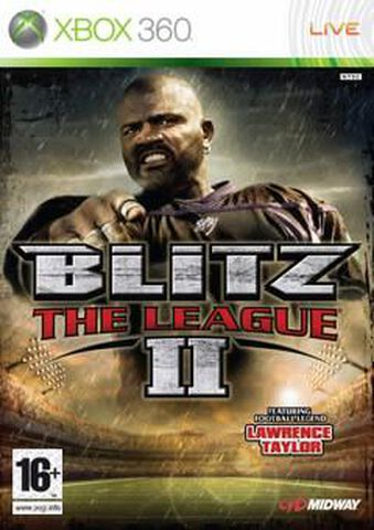 Blitz, The League II