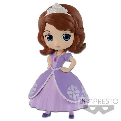 Figurine Q Posket Mini - Disney - Sofia