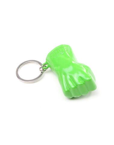 Porte-clés - Marvel - Poing de Hulk 3D - En métal