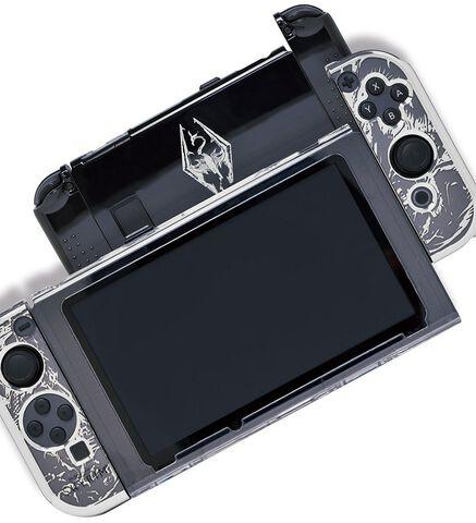 Coque de protection Skyrim licence Nintendo Bethesda
